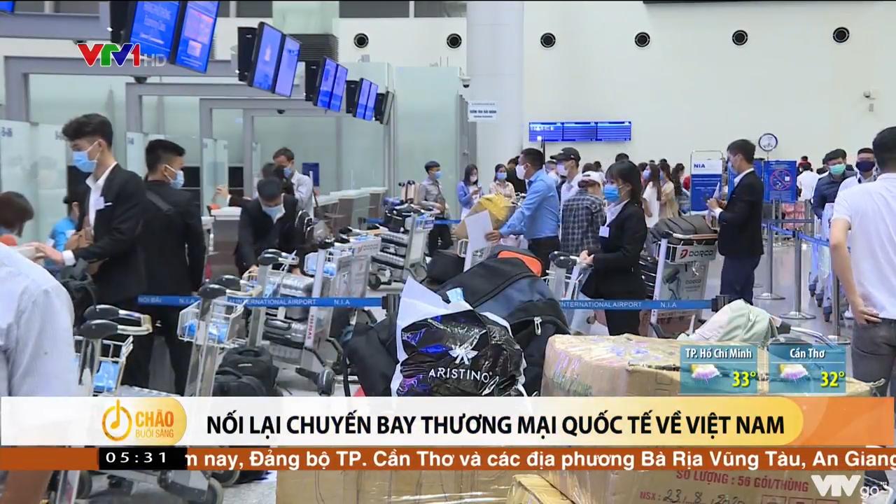 COVID-19 sáng ngày 24/9/2020: Ngày mai, chuyến bay thương mại đầu tiên từ Hàn Quốc về Việt Nam khởi hành