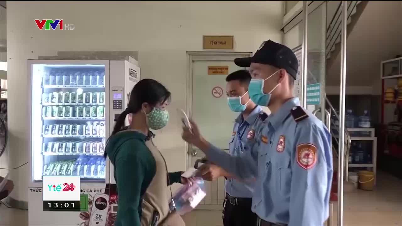 Y tế 24h   22/10/2020   Hà Nội, TP.HCM bắt buộc đeo khẩu trang nơi công cộng