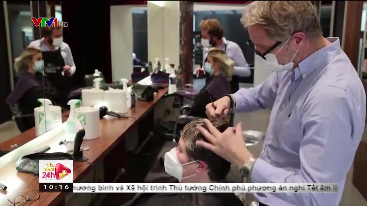 Người Pháp vội vã... cắt tóc trước lệnh phong tỏa | Tiêu dùng 24h