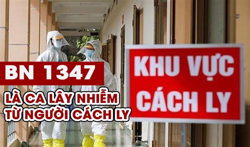 TP.HCM ghi nhận bệnh nhân mắc COVID-19 thứ 1347 là ca lây nhiễm từ người cách ly | Thời sự 19h