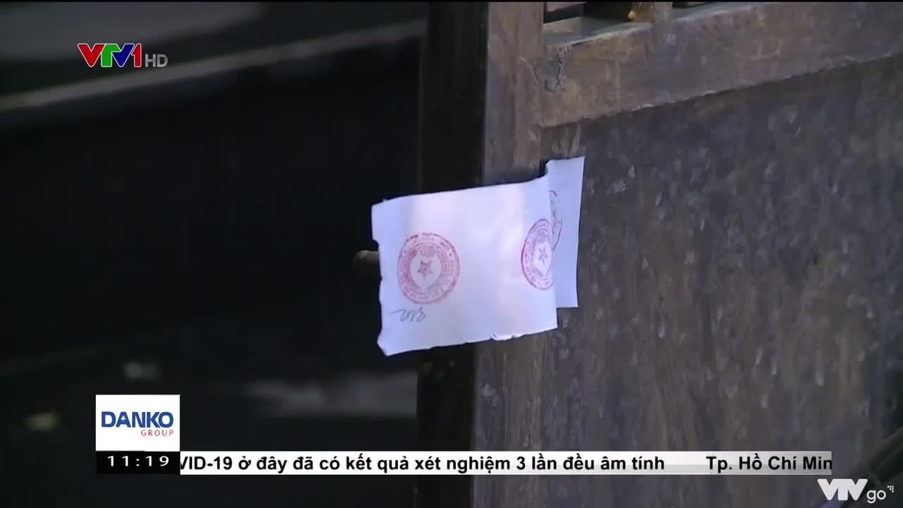 Tp. Hồ Chí Minh gỡ bỏ phong tỏa khu dân cư Gò Vấp   Chuyển động 24h