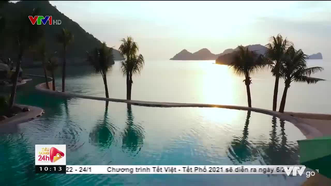 Tiêu dùng 24h | 20/01/2021 | Du lịch biển đảo là xu hướng của du lịch nội địa