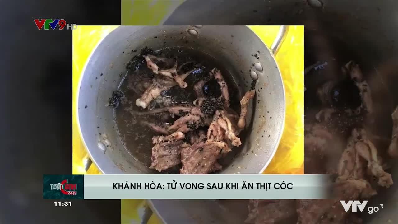 Toàn cảnh 24h | 20/01/2021 | 1 người tử vong do ăn thịt cóc