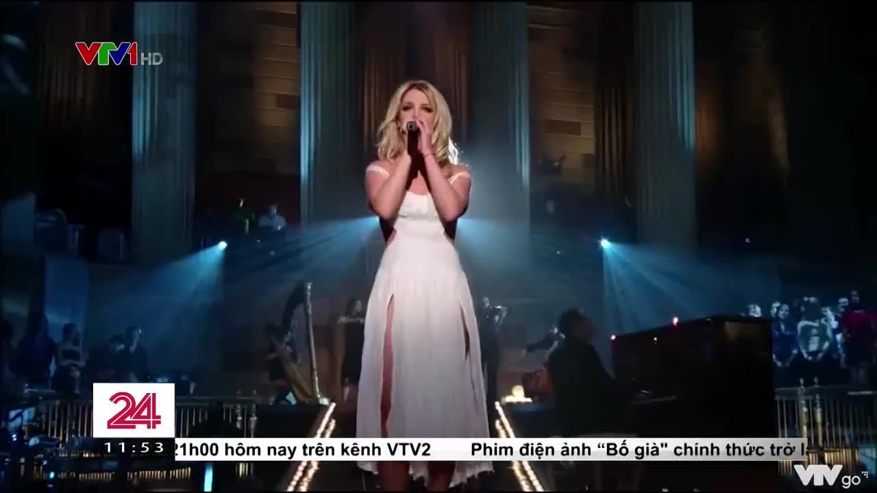 Chiến dịch 'Trả tự do cho Britney' gây sốt toàn cầu | Chuyển động 24h