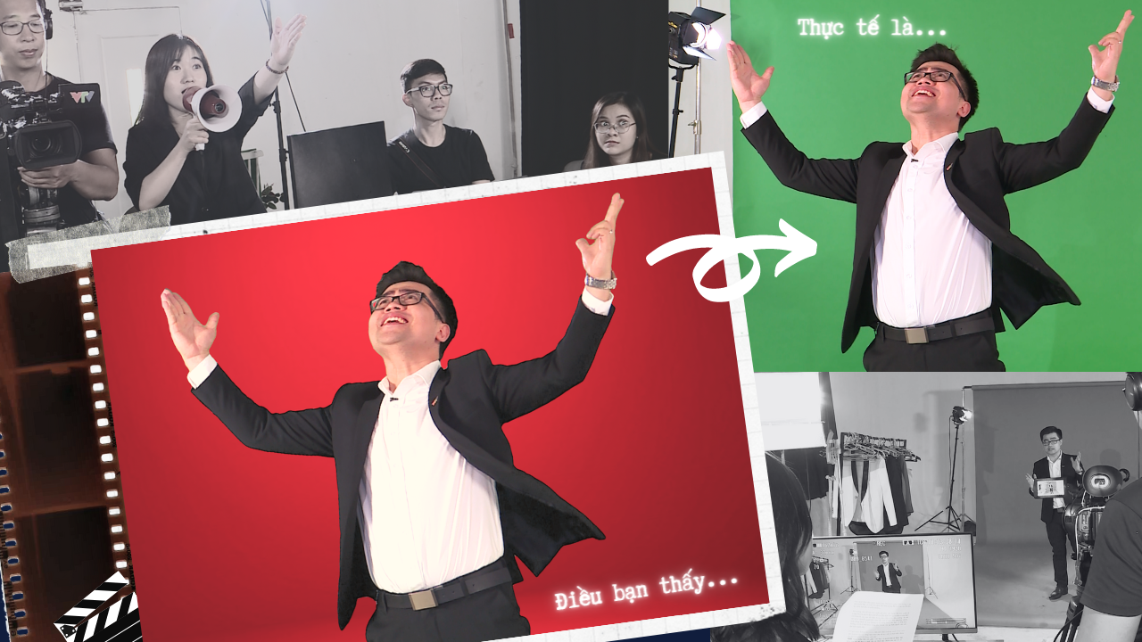 Một buổi sản xuất video tại VTVDigital diễn ra như thế nào? | Tôi đi bầu cử