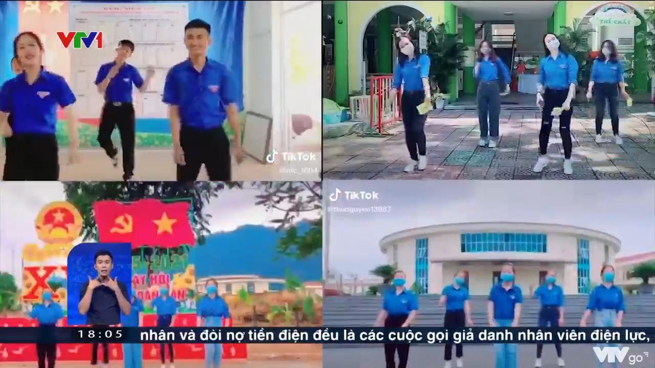 'Vũ điệu đi bầu' gây bão mạng | Việt Nam hôm nay