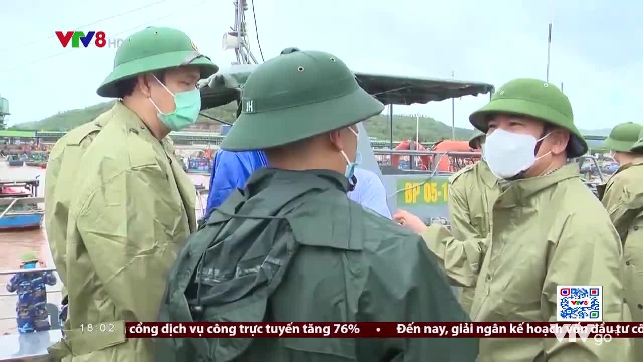 Thời sự 18h VTV8 | 13/06/2021 | Thanh Hóa khẩn trương tìm kiếm cứu nạn ngư dân trôi dạt trên biển