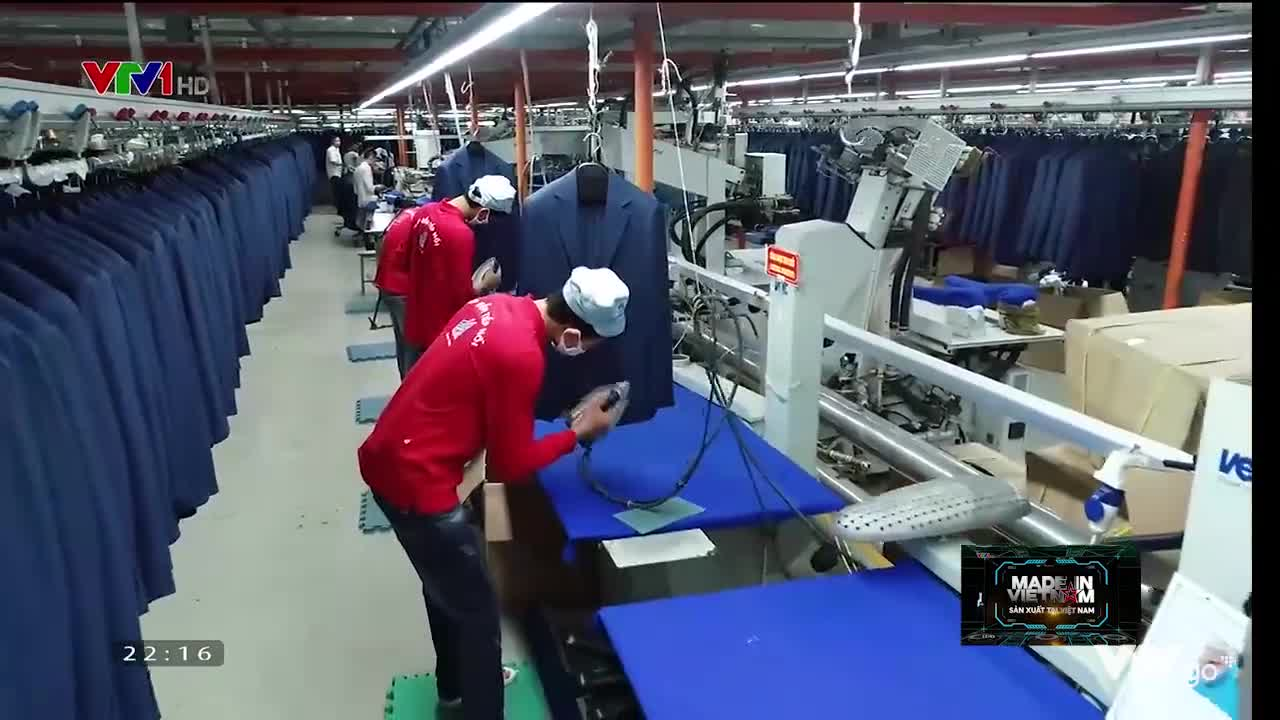 Made in Vietnam   18/06/2021   Nhân lực ngành dệt may thiếu hụt trầm trọng