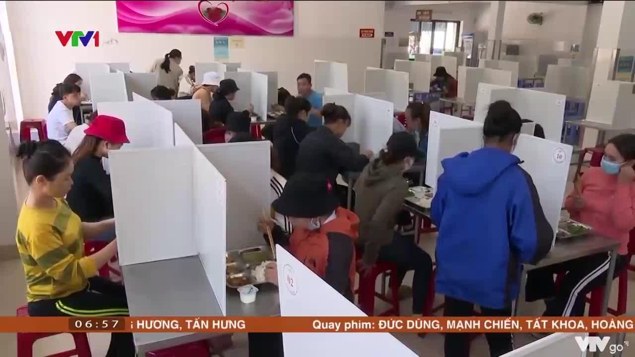 Quy trình chống dịch tại khu công nghiệp | Việt Nam thức giấc