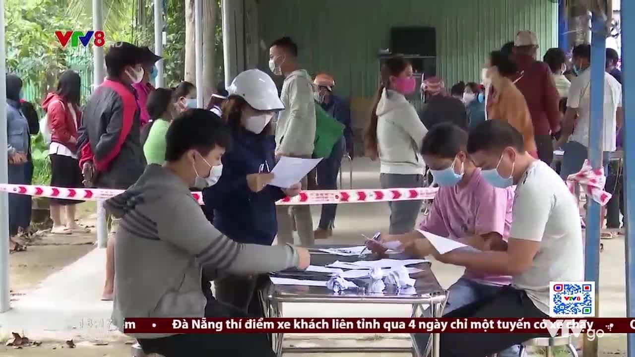 Thời sự 18h VTV8 | 16/10/2021 | Đà Nẵng thận trọng khi trở lại trạng thái bình thường mới